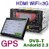 7 inch 2 Din HD Car DVD Player BT TV WiFi GPS Android 2.3 PAD MID Picture