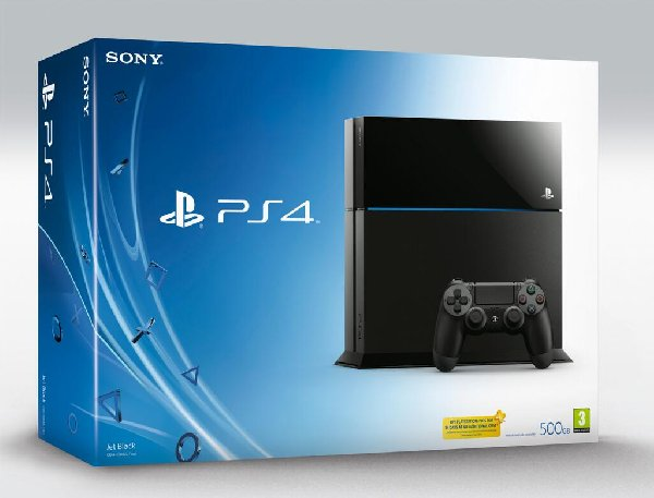 For sale sony playstation 4 500gb jet black console offer usa - Playstation one console for sale ...
